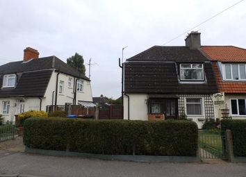 Thumbnail 3 bedroom semi-detached house for sale in Fletcher Road, Ipswich