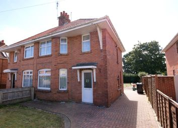 Thumbnail 3 bed semi-detached house for sale in Coles Avenue, Hamworthy, Poole