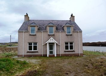 Thumbnail 5 bed detached house for sale in Breacelte, Bernera, Isle Of Lewis