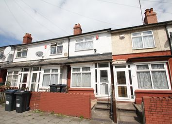 Thumbnail 3 bedroom terraced house for sale in Mary Road, Birmingham