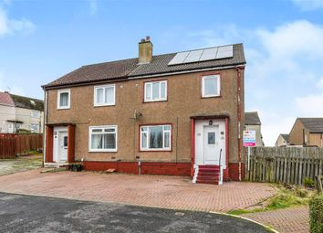 Thumbnail 3 bed semi-detached house for sale in Springfield Drive, Barrhead, Glasgow