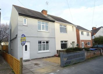 Thumbnail 3 bedroom semi-detached house for sale in Merevale Avenue, Hinckley