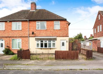 Thumbnail 3 bed semi-detached house for sale in Mortimer Way, Leicester