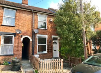 Thumbnail 3 bedroom terraced house for sale in Cavendish Street, Ipswich