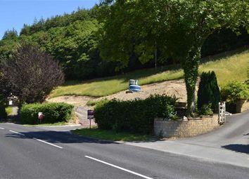 Thumbnail Land for sale in Plot 1, Van Road, Adjacent To Dyfnant, Llanidloes, Powys