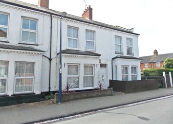 Thumbnail 2 bed flat to rent in Cobbold Road, Felixstowe