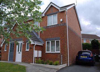3 bed semi-detached house for sale in Martindale Crescent, Middleton, Lancashire M24