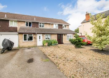 Thumbnail 4 bed terraced house for sale in Sherborne Road, Hampshire