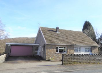Thumbnail 3 bed detached bungalow for sale in Coytrahen, Bridgend