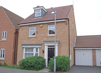 Thumbnail 4 bed detached house for sale in Bluebell Close, Wellingborough