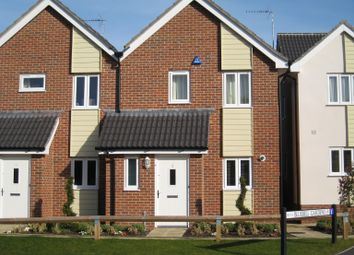 Thumbnail 2 bedroom semi-detached house to rent in Bluebell Gardens, Hythe