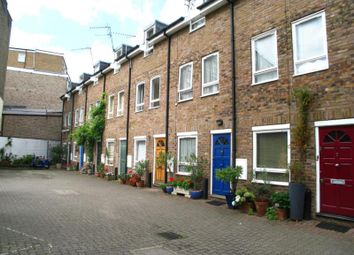 Thumbnail 2 bed mews house to rent in Burdett Mews, London