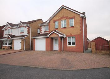Thumbnail 4 bed detached house for sale in Balfron Drive, Coatbridge