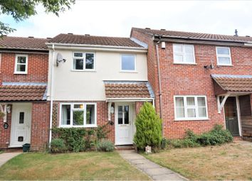 Thumbnail 3 bed terraced house for sale in Sandford Close, Kingsclere
