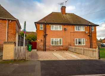 Thumbnail 3 bed semi-detached house for sale in Northwood Crescent, Arnold, Nottingham