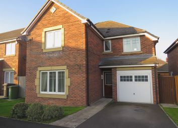 Thumbnail 4 bed detached house for sale in Hatfield Close, Hartlepool