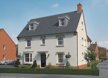 "Thumbnail 5 bed detached house for sale in ""Atcham"" at St. Lukes Road, Doseley, Telford"