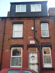 Thumbnail 3 bed terraced house to rent in Harold Avenue, Hyde Park, Leeds