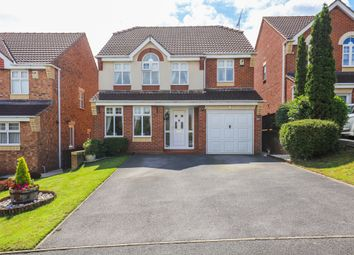 Thumbnail 4 bed detached house for sale in John Hibbard Crescent, Woodhouse, Sheffield