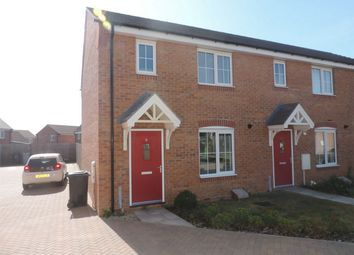 3 bed end terrace house to rent in Market Rasen Drive, Bourne, Lincolnshire PE10