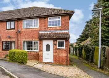 Thumbnail 3 bed end terrace house for sale in West Winch, King's Lynn, Norfolk