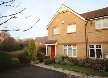 Thumbnail 3 bed end terrace house to rent in Hornby Avenue, Bracknell