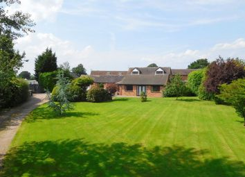 Thumbnail 4 bed detached house for sale in Wybunbury Lane, Wybunbury, Nantwich