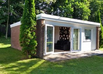 Thumbnail 2 bed bungalow for sale in Glan Gwna Holiday Park, Caeathro