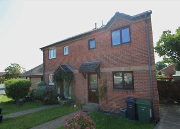 Thumbnail 3 bed semi-detached house to rent in Downsview Gardens, Wootton Bridge, Ryde