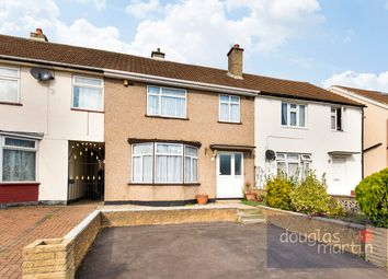 Thumbnail 3 bedroom terraced house for sale in Layfield Road, London