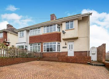 Thumbnail 4 bed semi-detached house for sale in Langaton Lane, Pinhoe, Exeter