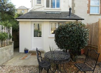 Thumbnail 1 bed property to rent in Garden Flat, 59 Albert Street, Ventnor, Isle Of Wight
