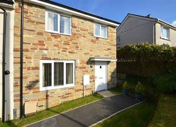 Thumbnail 4 bed end terrace house for sale in Kingston Way, Mabe Burnthouse, Penryn