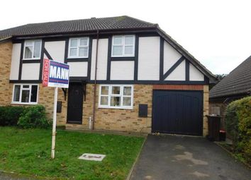 Thumbnail 3 bed semi-detached house for sale in Harrow Way, Weavering, Maidstone, Kent