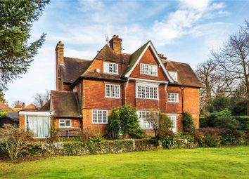 Thumbnail 3 bedroom flat for sale in Temple House, Quarry Road, Oxted, Surrey