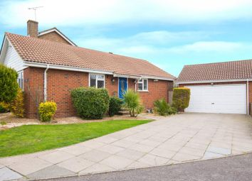 Thumbnail 3 bedroom detached bungalow for sale in Doverfield, Goffs Oak, Waltham Cross, Hertfordshire
