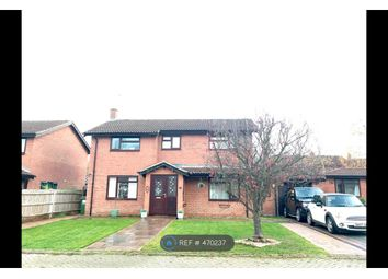 Thumbnail 4 bed detached house to rent in Atherstone Court, Two Mile Ash, Milton Keynes