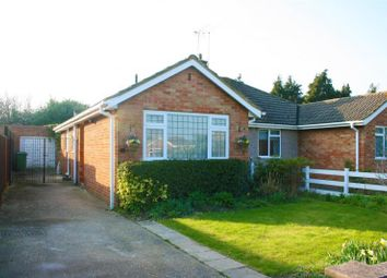 Thumbnail 2 bed bungalow for sale in St. Johns Drive, Windsor