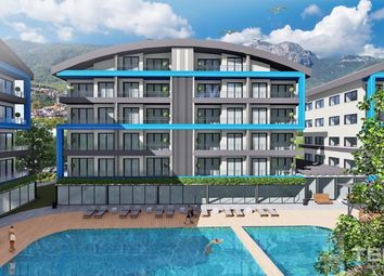 Thumbnail 1 bedroom apartment for sale in Oba, Alanya, Antalya Province, Mediterranean, Turkey