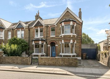 Thumbnail 5 bed semi-detached house for sale in Queens Road, Wimbledon