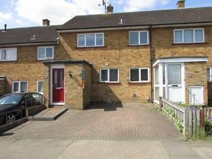 Thumbnail 3 bedroom terraced house for sale in Chells Way, Stevenage