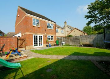 Thumbnail 4 bed detached house for sale in Short Furlong, Didcot