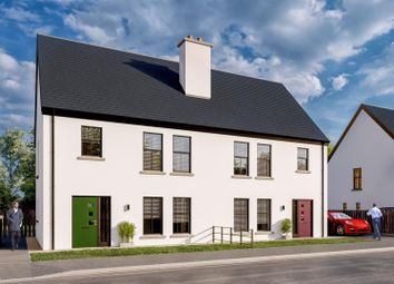 Thumbnail 4 bed property for sale in House Type H, Cumber View, Claudy