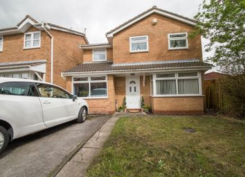 Thumbnail 4 bed property for sale in Heywood Close, Newton-Le-Willows