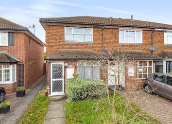 2 bed end terrace house for sale in Princess Marys Road, Addlestone KT15