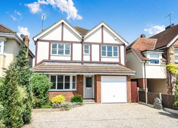Thumbnail 4 bed detached house for sale in Basin Road, Heybridge Basin, Maldon