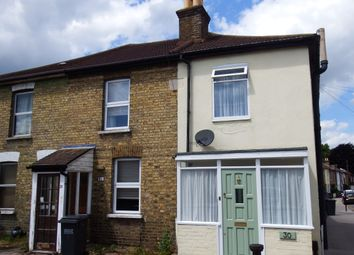Thumbnail 2 bed end terrace house for sale in Cuthbert Road, Croydon