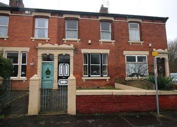 Thumbnail 3 bed terraced house for sale in Black Bull Lane, Fulwood, Preston