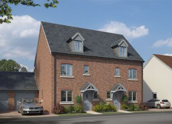 Thumbnail 4 bed semi-detached house for sale in Garnstone Drive, Weobley