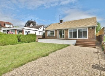 Thumbnail 4 bed detached bungalow to rent in The Island, Wraysbury, Staines-Upon-Thames, Berkshire